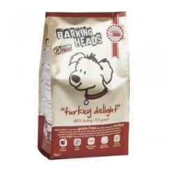 Turkey Delight Grain Free Adult Dog Food 2kg