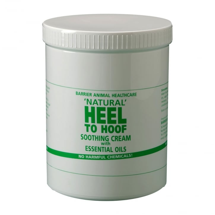 Barrier Animal Healthcare Heel To Hoof Horse Soothing Cream 1 litre