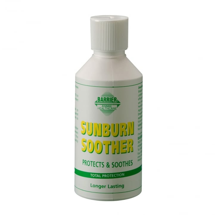 Barrier Animal Healthcare Sunburn Horse Soother 250ml