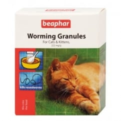 Cat Worming Granules 4 Sachets