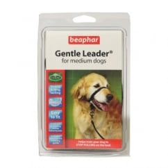 Gentle Dog Leader - Medium - Black