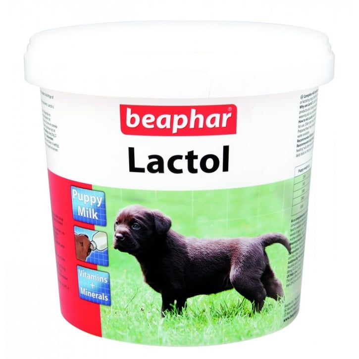 Beaphar Sherleys Lactol Milk Replacer 500gm