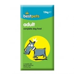 Bestpets Adult Complete Dog Food 15kg