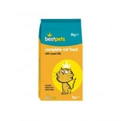 Bestpets Complete Cat Food - Ocean Fish - 2kg