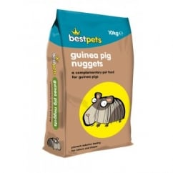 Guinea Pig Nuggets Complementary Feed 10kg