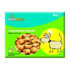 Marrowbone Dog Biscuits - 2kg