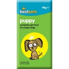 Bestpets Puppy Complete Dog Food For Puppy Dogs 4kg