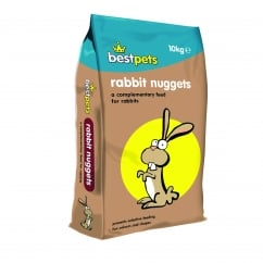 Bestpets Rabbit Nuggets Complementary Feed 10kg