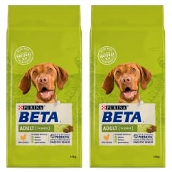 Adult Dog Food with Chicken 1+ Years 2 x 14kg