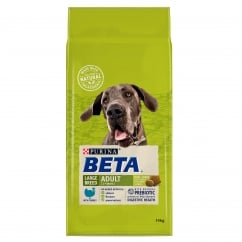 Large Breed Adult Dog Food with Turkey 2+ Years 14kg