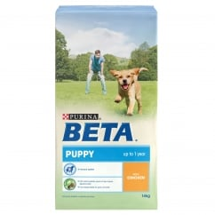 Puppy Dog Food With Chicken 14kg