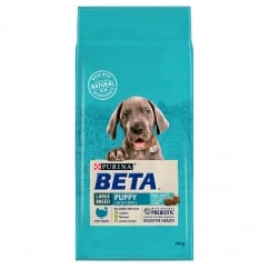 Puppy Large Breed Dog Food with Turkey Up To Years 14kg