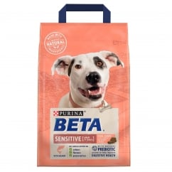 Sensitive Adult Dog Food With Salmon 1+ Years 2.5kg