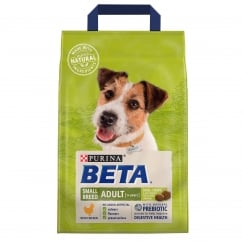 Small Breed Adult Dog Food with Chicken 2.5kg