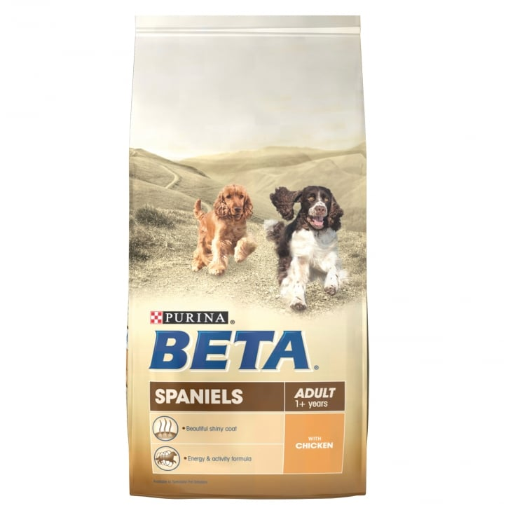 Beta Spaniel Adult Dog Food with Chicken 2kg