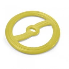 Baby Bionic Rubber Tug N Toss Yellow