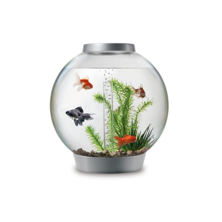BiOrb 30 Litre Classic Aquarium No Light - Silver