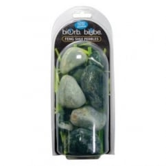 BiOrb Feng Shui Pebble Pack - Green Marble
