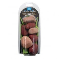 BiOrb Feng Shui Pebble Pack - Red Marble