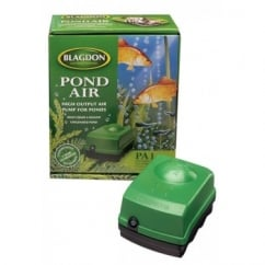 Pond Air Pump System 1 up to 2500 litres pond.