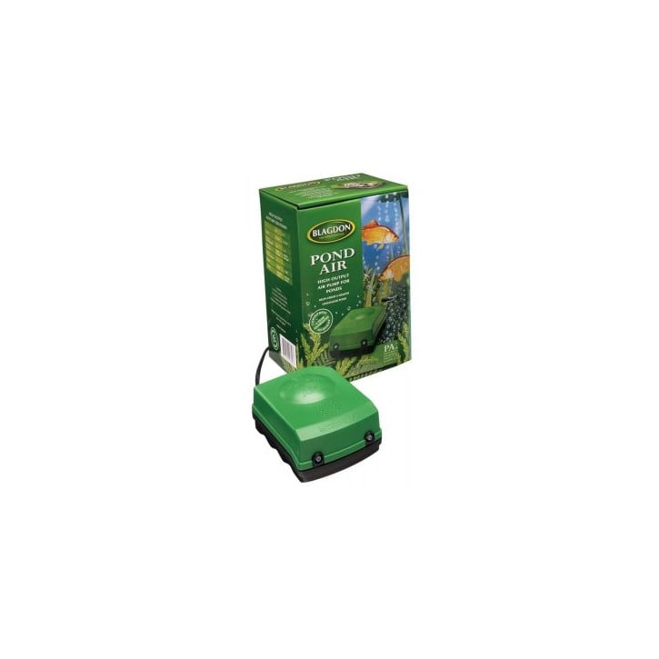 Blagdon pond air pump system 2 feedem for Pond pump system