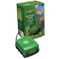 Pond Air Pump System 2 up to 4500 litres pond.