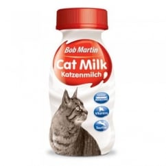 Bob Martin Cat Milk for Adult Cats and Kittens Pack 24 x 200ml