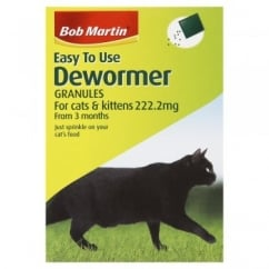 Bob Martin Easy To Use Dewormer Cat Granules