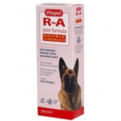 Bob Martin Vitapet R~A Double Strength Joint Formula For Dogs 300ml