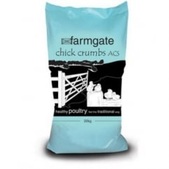 BOCM Pauls Farmgate Chick Crumbs with Acs Poultry Feed 20kg