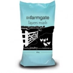 BOCM Pauls Farmgate Layers Mash Poultry Feed 20kg