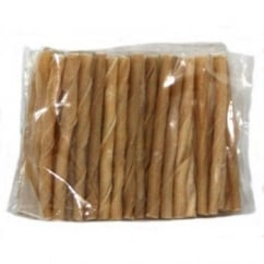 Rawhide Twist Dog Chew 9-10mm 5