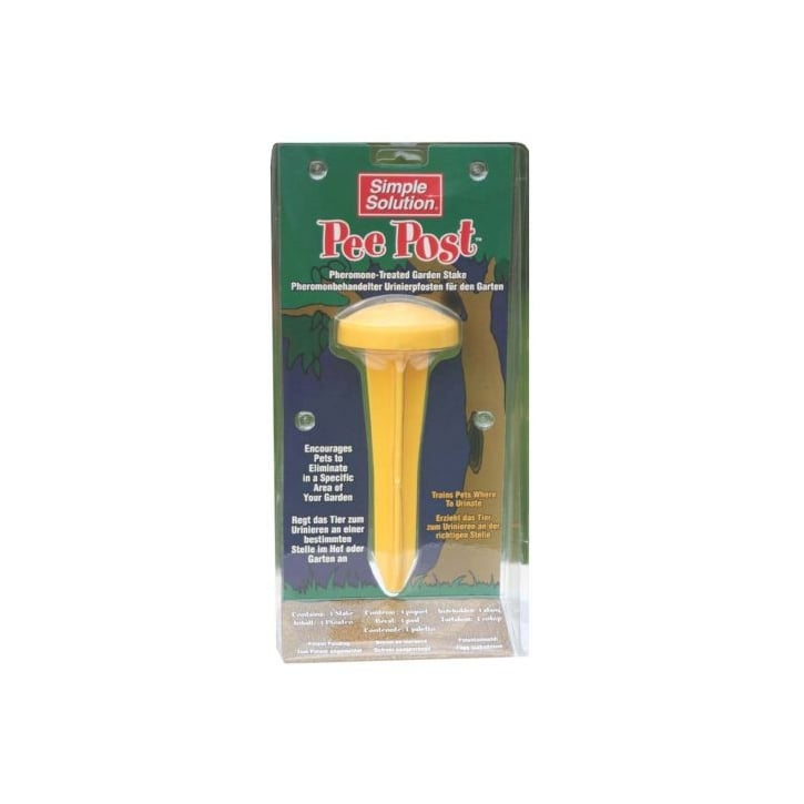 Simple Solution Simple Solutions Dog Training Pee Post Garden Stake
