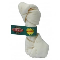 Natural Knotted Bone Dog Chew 4-5