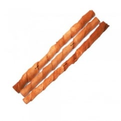 Peanut Butter Twisted Stick Dog Chew 10