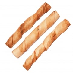 Peanut Butter Twisted Stick Dog Chew 5