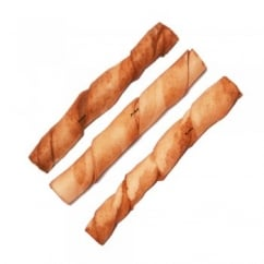 Twisted Peanut Butter Dog Treat Stick 5
