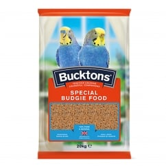 Bucktons Special Budgie Seed 20kg