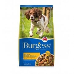 Adult Complete Dog Food Rich In British Chicken 15kg