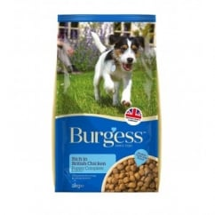 Burgess Complete Puppy Food Rich In British Chicken 2kg