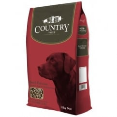 Burgess Country Value Working Dog Food with Beef 12kg Vat Free