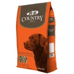 Burgess Country Value Working Dog Food with Chicken 12kg Vat Free