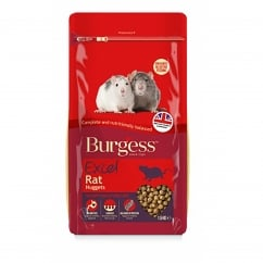 Excel Rat Nuggets Rat Food 1.5kg