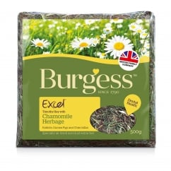 Excel Timothy Hay With Chamomile Herbage 500g