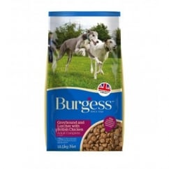 Greyhound & Lurcher Complete Dog Food With British Chicken 12.5kg
