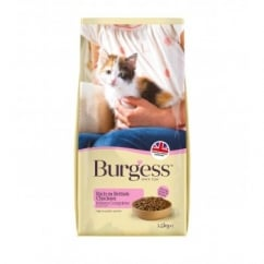 Burgess Kitten Rich In British Chicken Cat Food 1.5kg