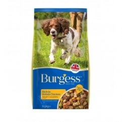 Burgess Rich in British Chicken Adult Dog Food 2.5kg