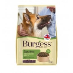 Sensitive Adult Dog Food With British Lamb & Rice 2kg