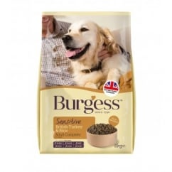 Sensitive Adult Dog Food With British Turkey & Rice 2kg