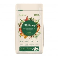 Wellbeing Digestive Health With Chicken Adult Dog Food 1.5kg